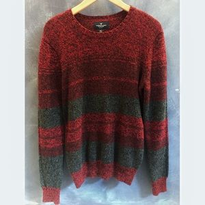 American Eagle Knit Red Sweater